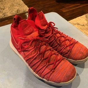 Basketball shoes KD NIKE